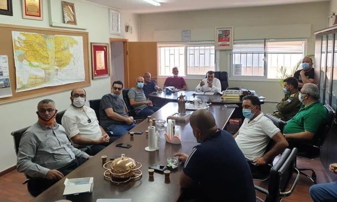 تجمع البعنة يطالب المجلس بنشر معطيات سير التعليم عن بعد