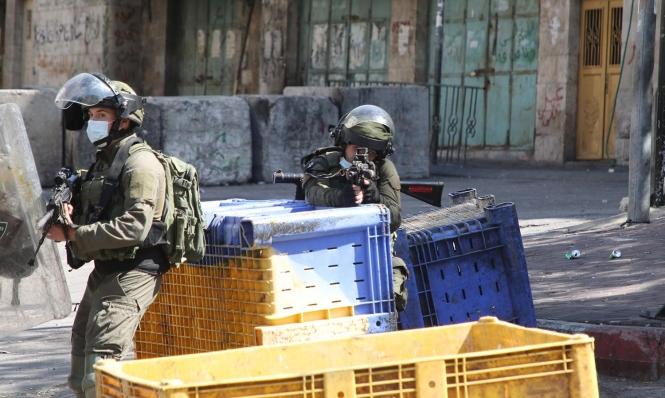 5 إصابات إثر قمع قوات الاحتلال لمسيرة كفر قدوم