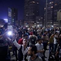 مصر: الاحتجاجات ضد نظام السيسي تتواصل لليوم السابع على التوالي