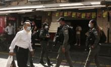 الصحة الإسرائيلية: 2.5% من مواطني الدولة أصيبوا بكورونا