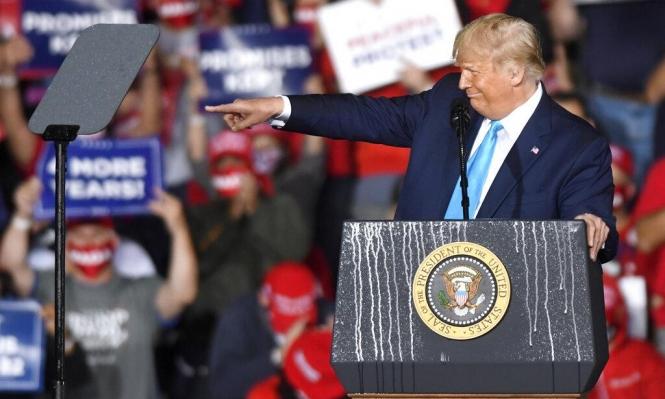 في صلب مناظرة ترامب – بايدن: كورونا والمحكمة العليا والعنصرية