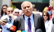 """وزير الخارجية المصري يستقبل وفدا من """"فتح"""" يضم الرجوب"""
