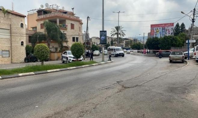 طمرة: إصابة شاب في جريمة إطلاق نار