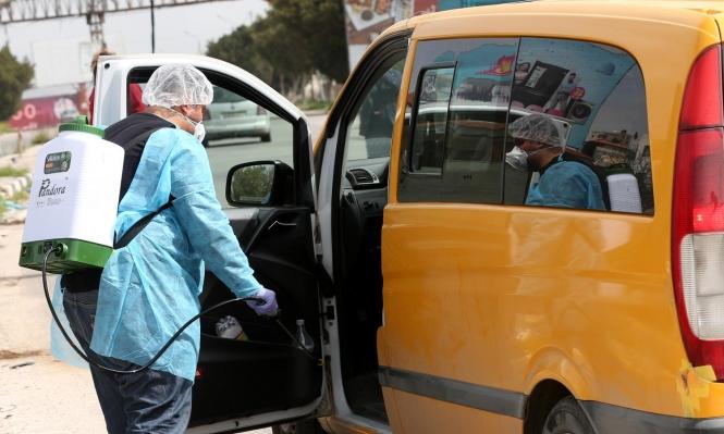 الصحة الفلسطينية: 10 وفيات و503 إصابات جديدة بكورونا