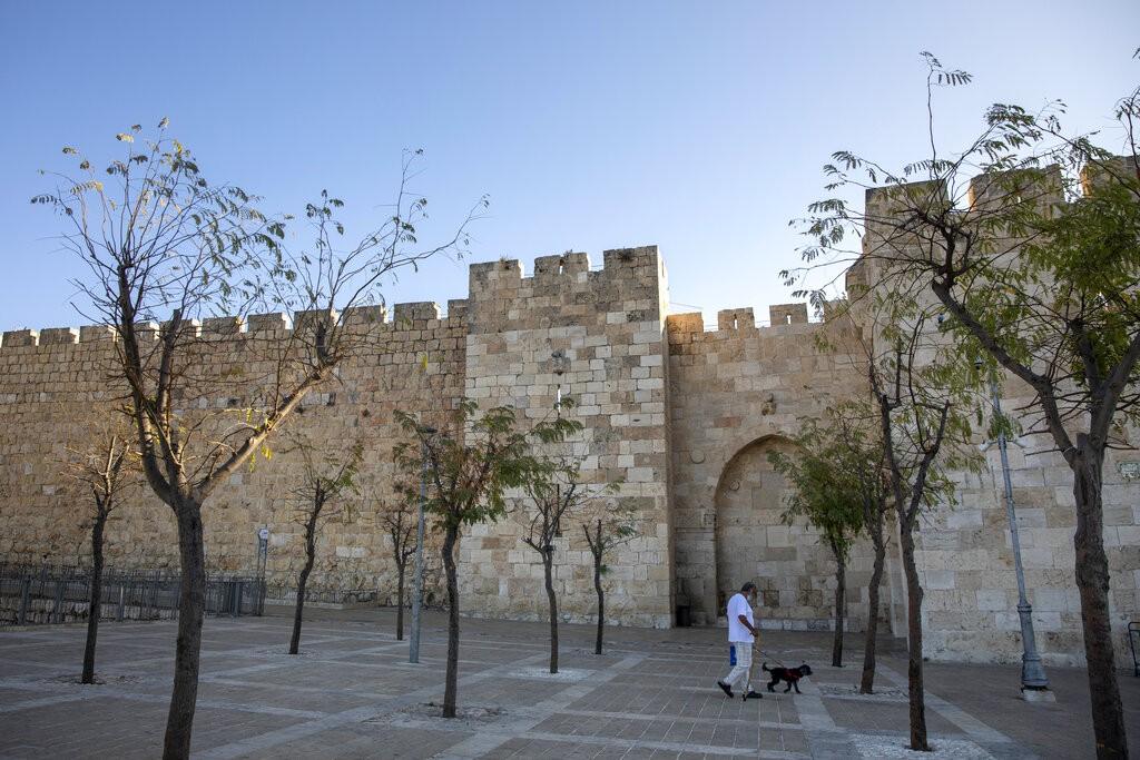 من القدس (أ ب)