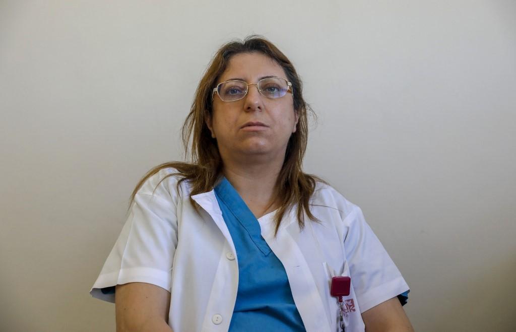د. ختام حسين (أ ف ب)