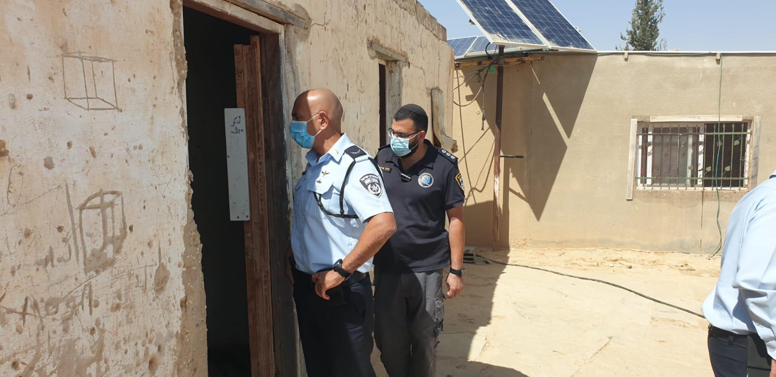 النقب: العثور على جثة شابة داخل منزلفي قرية الفرعة