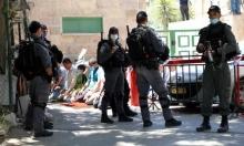 كورونا في القدس المحتلة: حالة وفاة و98  إصابة جديدة