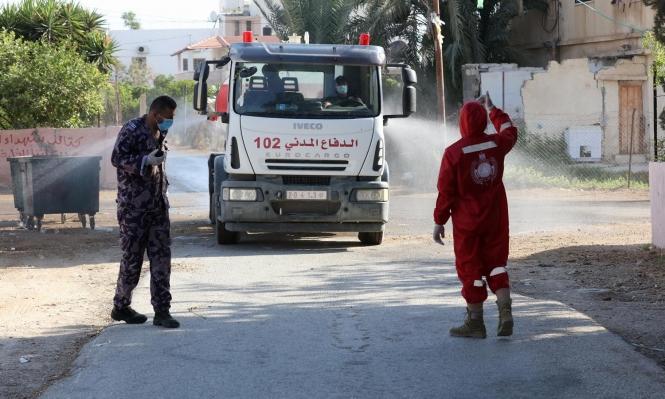 الصحة الفلسطينية: 8 حالات وفاة و358 إصابة كورونا جديدة