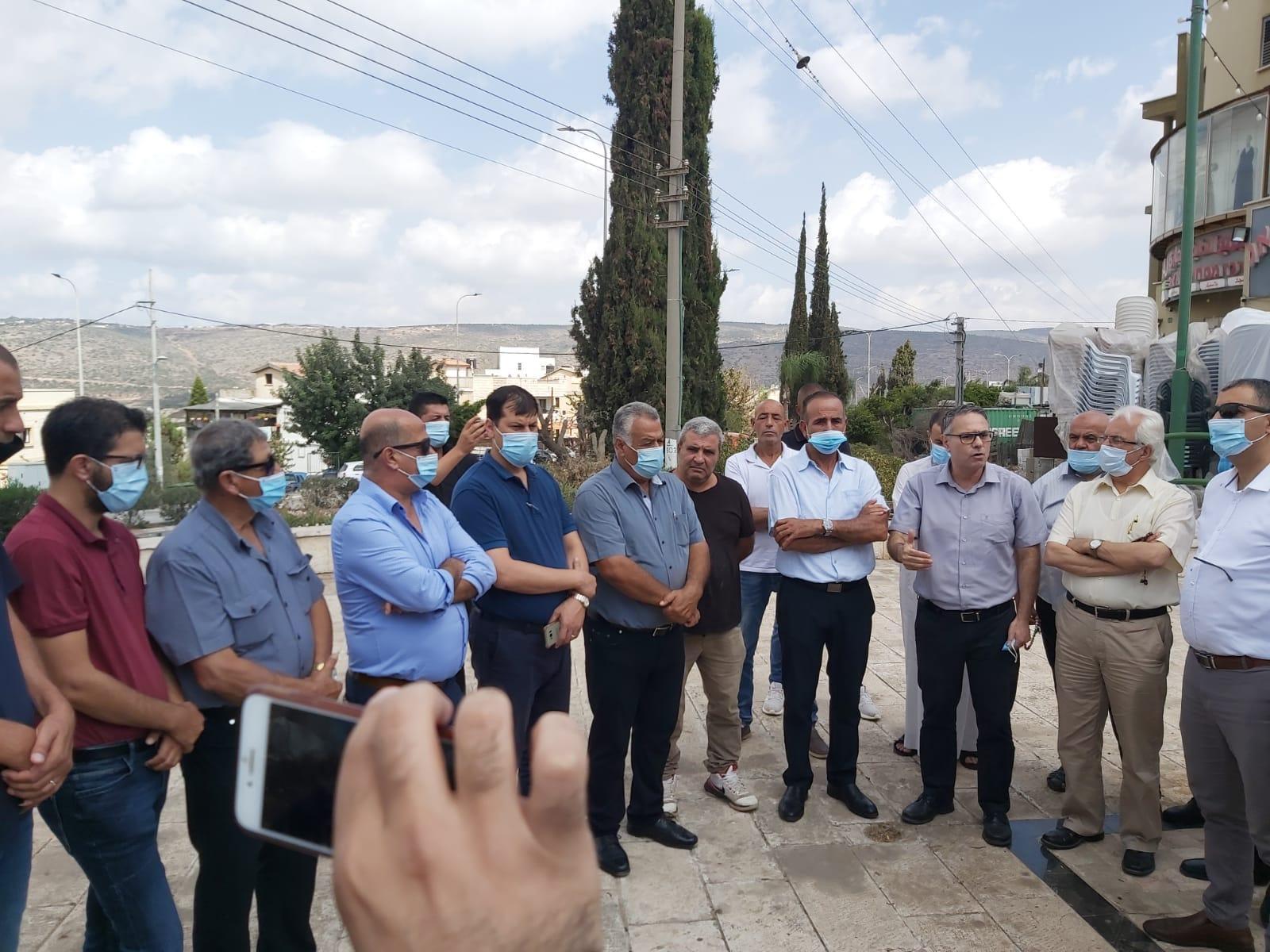 هبة القدس والأقصى: زيارات لعائلات وأضرحة الشهداء