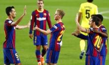 برشلونة يعلن انتقال ديست إلى صفوفه