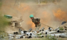 استمرار المعارك بقره باغ وأرمينيا ترفض وساطة روسية للحوار
