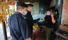 غزة: حالة وفاة و127 إصابة جديدة بكورونا
