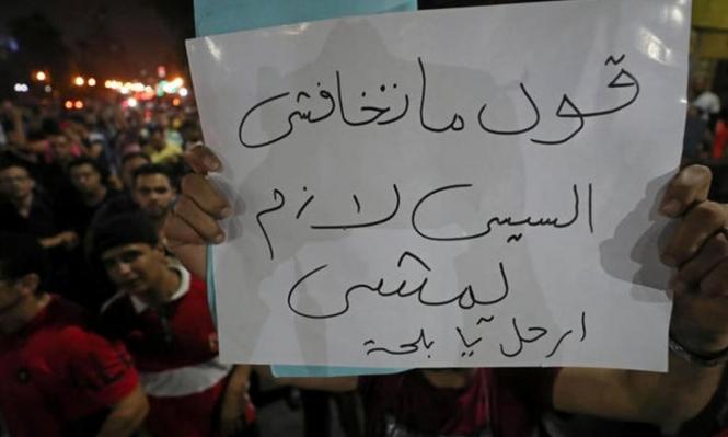 مصر: قتيل ثانٍ برصاص الشرطة.. ودعوات لمواصلة التظاهر