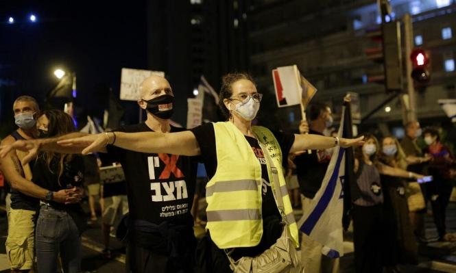 نائبة مندلبليت: لا تناقض مصالح بضلوع نتنياهو بتقييد المظاهرات