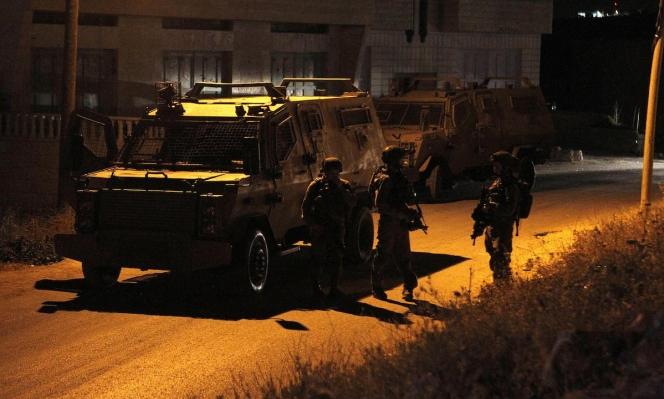 إصابة بالرأس: مواجهات بين الاحتلال وشبان في سبسطية