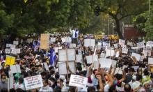 """الهند: احتجاجات واسعة ضد """"تواطؤ السلطات"""" في جريمةاغتصاب"""