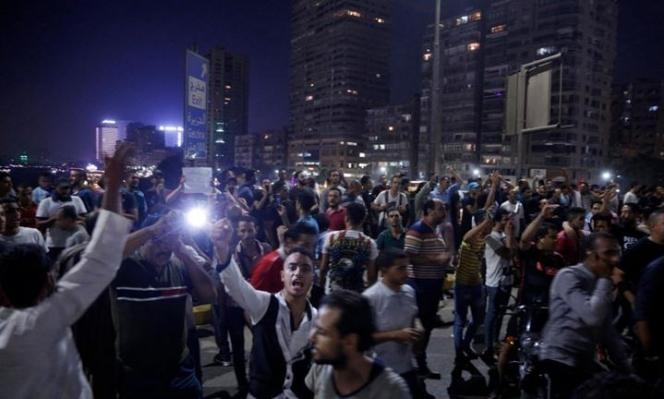 العفو الدولية تطالب مصر بالإفراج عن معتقلي المظاهرات الأخيرة