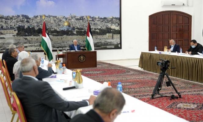 """مركزية فتحتصادق بالإجماع على """"التوافقات"""" التي تمّت مع حماس"""