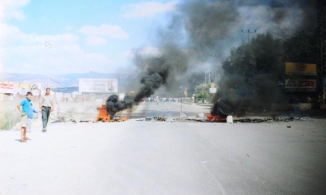 من قمع الشرطة الإسرائيلية لهبة القدس والأقصى