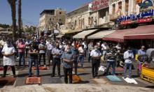 كورونا في القدس: 39 حالة وفاة و4100 إصابة خلال أيلول