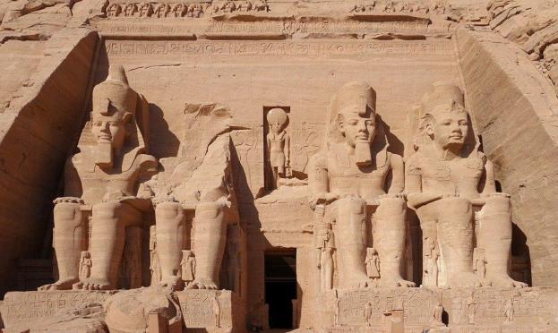 مصر: اكتشاف 59 تابوتا خشبيا عمرها 2500 عام