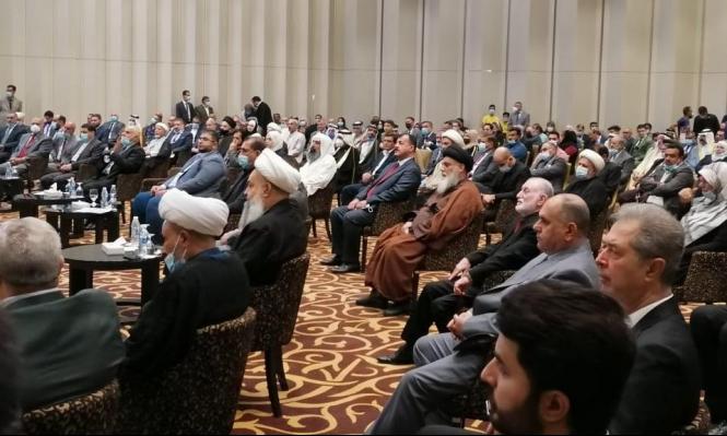 العراق: إطلاق تنسيقيّة لرفض التطبيع مع إسرائيل