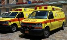 رهط: إصابة خطيرة لرضيع إثر سقوطه من علو