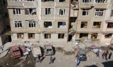 استمرار القصف المتبادل بين أذربيجان وأرمينيا