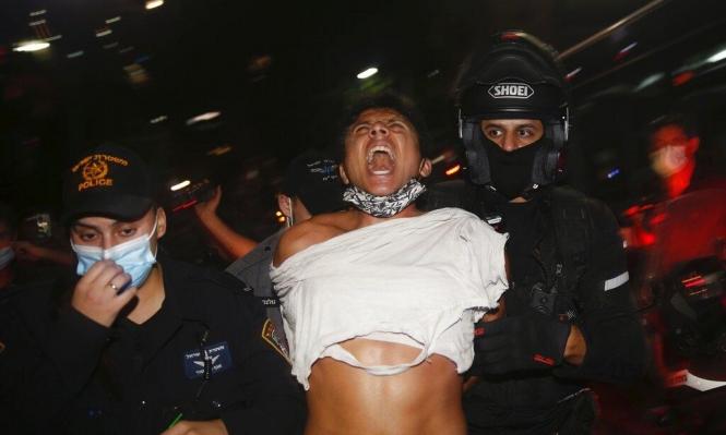 ضباط سابقون: قادة الشرطة يقمعون الاحتجاجات بقوة لإرضاء أوحانا والترقية