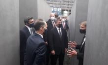 برلين: بن زايد بادر لزيارته وأشكنازي للنصب التذكاري للمحرقة