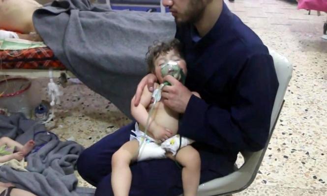 ألمانيا: منظمات حقوقية تطلب تحقيقا بهجومين كيماويين في سورية