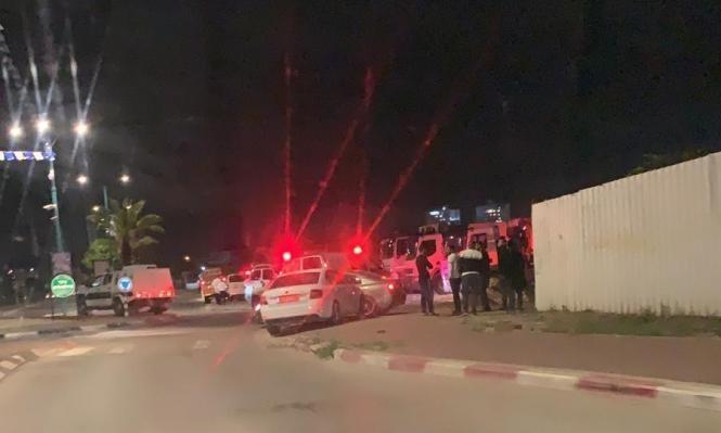 إصابة خطيرة بجريمة إطلاق نار في اللد
