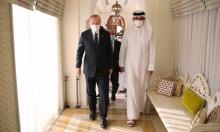 إردوغان يجري مباحثات في قطر والكويت