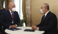 """وزيرا خارجية تركيا واليونان يتفقان على إجراء """"محادثات استكشافية"""""""