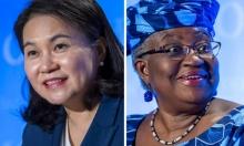 لأول مرة: مرشحتان تتنافسان على قيادة منظمة التجارة العالمية