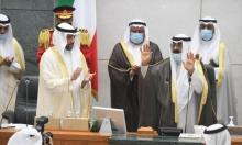 مشعل الأحمد يؤدي اليمين الدستورية وليا لعهد الكويت