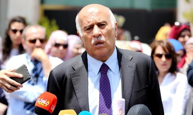 بيروت: الرجوب والنخالةيبحثان آليات تحقيق المصالحة الفلسطينية