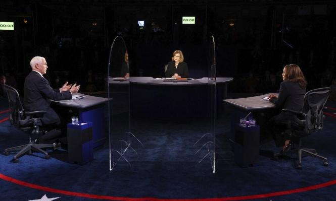 مناظرة نائب الرئيس الأميركي: مايك وهاريس يتبادلان الاتهامات