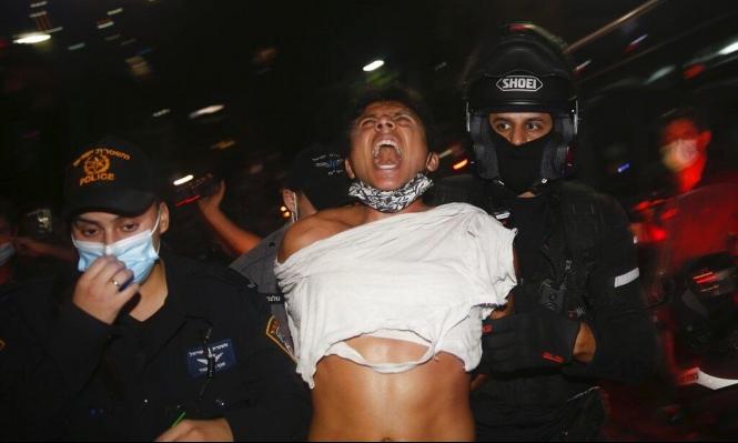 استمرار التظاهرات المناهضة لنتنياهو