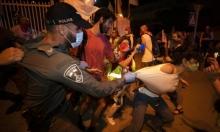 غانتس يطالب بحماية المتظاهرين: العنف قد يصل حد القتل