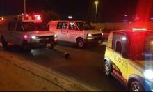 بئر السبع: إصابة شابين بجراح حرجة جراء جريمة طعن