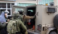 الاحتلال يعتقل شابا في بورين ويخطر بهدم منزل جنوبي بيت لحم