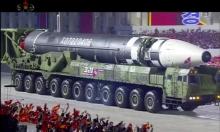 كوريا الشماليّة تعرض تراسنتها العسكريّة وآخر تطوراتها