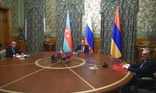 وقف إطلاق نار بين أرمينيا وأذربيجان