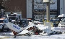فرنسا: اصطدام طائرتين ومصرع 5 أشخاص