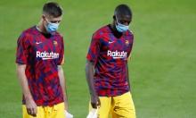 برشلونة يسعى للتخلص من ديمبلي