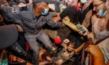 مواجهات واعتقالات في المظاهرات المطالبة برحيل نتنياهو