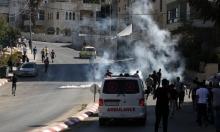 """قوات الاحتلال تقتحم """"الأمعري"""": 53 إصابة و3 مُعتقلين"""