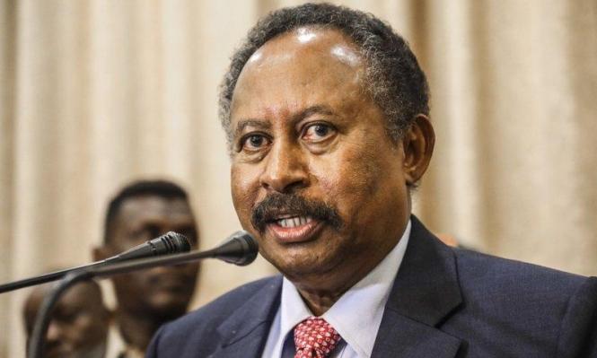 حمدوك: العقوبات الأميركية تهدد الانتقال الديمقراطي في السودان